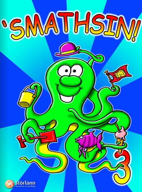 'Smathsin Gaelic Comic 3